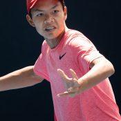 Derek Pham (photo: Elizabeth Xue Bai/Tennis Australia)