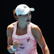 Ash Barty at Australian Open 2019 (Getty Images)
