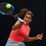Jaimee Fourlis in action at Australian Open 2019 (Getty Images)
