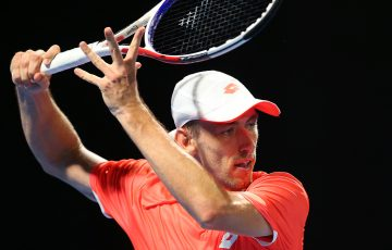 John Millman (Getty Images)