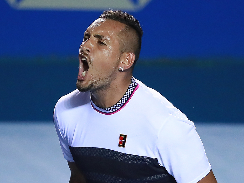 Kyrgios Upsets Nadal To Reach Acapulco Quarters 28 February 2019 All News News And Features News And Events Tennis Australia