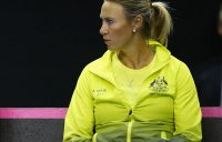 WOLLONGONG, AUSTRALIA - APRIL 21: Australian captain Alicia Molik; Getty Images