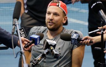 Dylan Alcott (Getty Images)