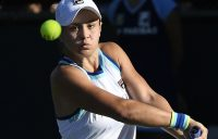 MOVING ON: Ash Barty is into the fourth round at Indian Wells; Getty Images
