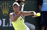 Hon drawing confidence from Fed Cup breakthrough