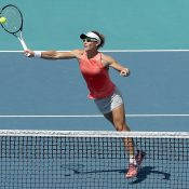 Sam Stosur in action at the Miami Open (Getty Images)