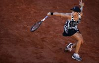 NICE TOUCH: Australia's Ash Barty is in impressive form in Paris; Getty Images