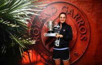 Ash Barty will rise to world No.2 with her first Grand Slam singles title at Roland Garros; Getty Images