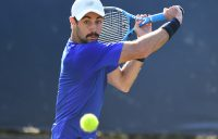 Thompson on the brink of first ATP final