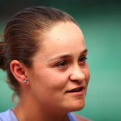 Ash Barty at Wimbledon (Getty Images)