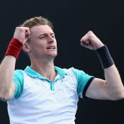 Blake Mott qualifies for Australian Open 2017 (Getty Images)