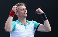 Blake Mott qualifies for Australian Open 2017 (Getty Images)
