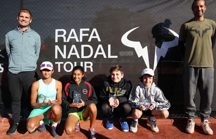 Rafa Nadal Tour Melbourne