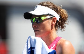 Sam Stosur at the US Open (Getty Images)