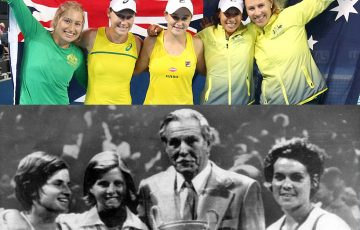 Fed Cup 45 years