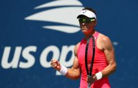 Sam Stosur in action at the 2019 US Open (Getty Images)