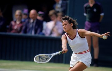 STAR PLAYER: Evonne Goolagong-Cawley has an impressive Fed Cup record. Picture: Getty Images