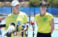 Molik thrilled with Aussie team as Fed Cup final nears