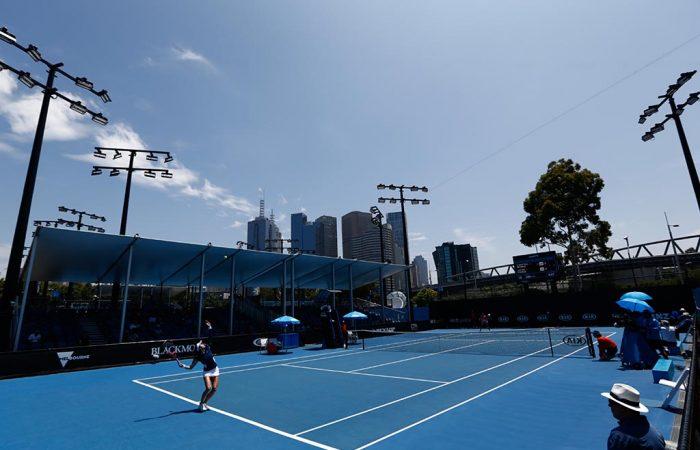 2019 Australian Open. Photo by Luke Hemer.