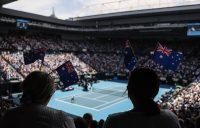 Crowds at Australian Open 2020. (Getty Images)