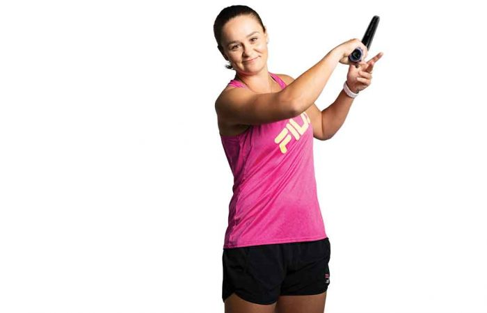 World No.1 Ash Barty is inspiring many other players.