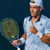 Alex Bolt progresses to a first ATP quarterfinal in Adelaide; Getty Images
