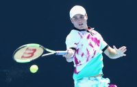 Chris O'Connell is set for a second Australian Open main draw appearance; Getty Images