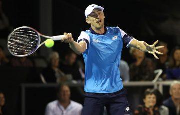 John Millman stuns Karen Khachanov to reach the final eight in Auckland; Getty Images