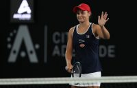 Ash Barty progresses to the Adelaide International; Getty Images