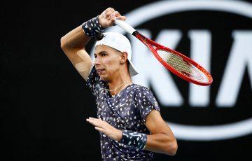 Alexei Popyrin at the Australian Open; Getty Images