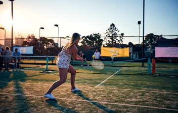 HAVING FUN: Open Court Sessions are proving popular across Australia.
