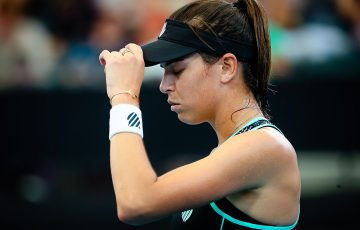 Ajla Tomljanovic (Getty Images)