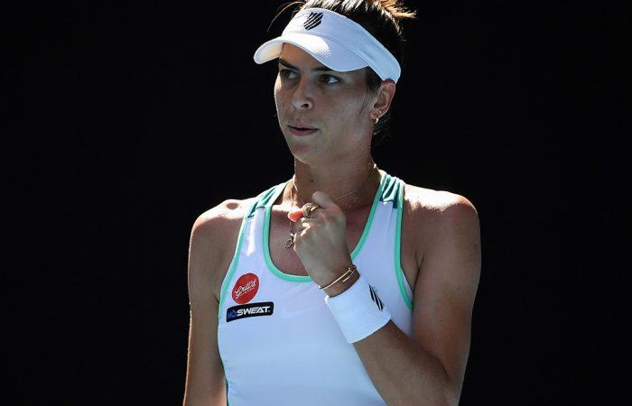 Australia's Ajla Tomljanovic; Getty Images