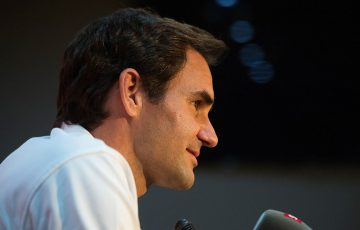 Roger Federer (Getty Images)