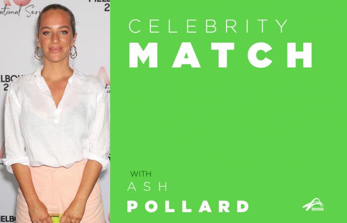 Celebrity Match with Ash Pollard
