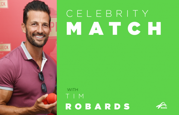 Celebrity Match with Tim Robards