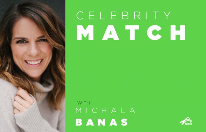 Celebrity Match with Michala Banas