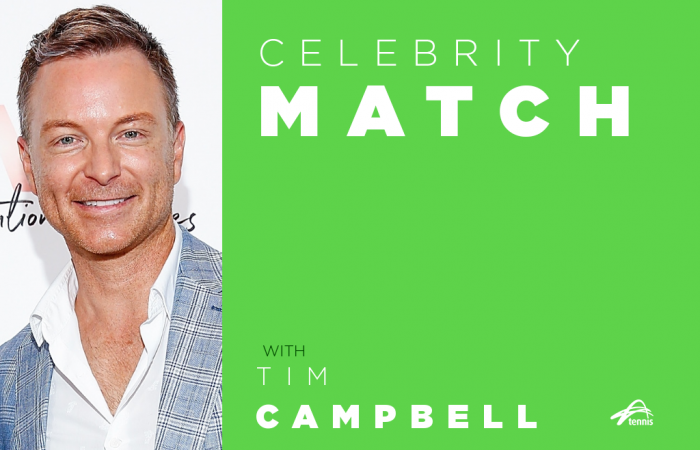 Celebrity Match with Tim Campbell