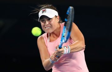 Kimberly Birrell during Australian Open 2019. Picture: Getty Images