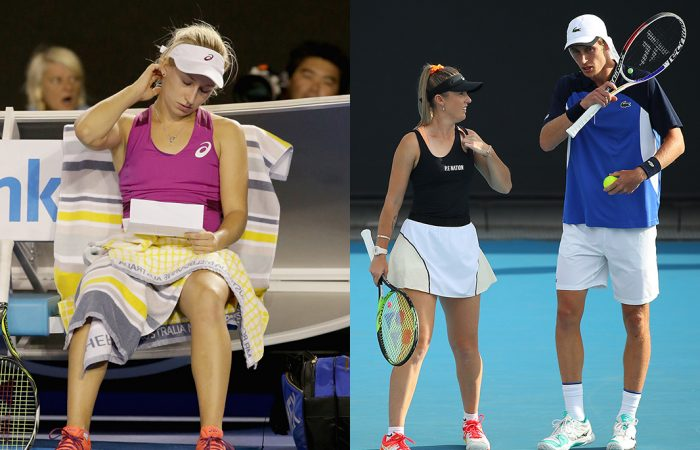 Daria Gavrilova, Storm Sanders and Marc Polmans share isolation updates.