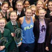 World No.1 Ash Barty is inspiring many young players in Queensland; Getty images