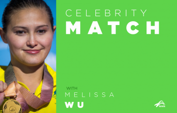 Celebrity Match with Melissa Wu