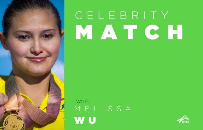 Celebrity Match with Melissa Wu