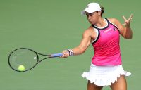 NEW YORK: Ash Barty in action at the US Open in 2019. Picture: Getty Images