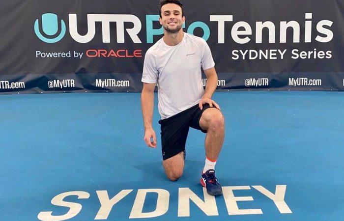 Aleksandar Vukic in Sydney