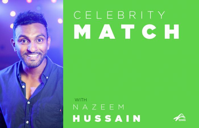 Celebrity Match with Nazeem Hussain