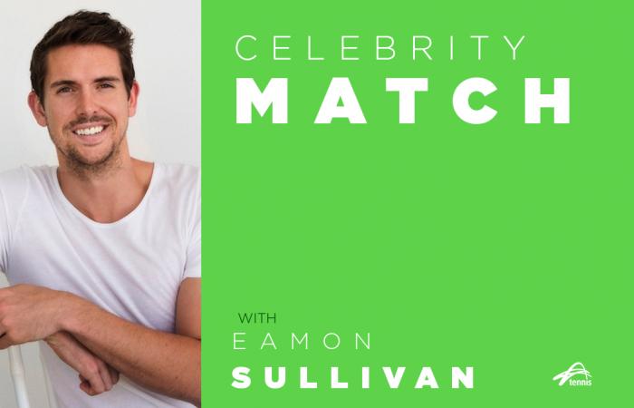 Celebrity Match with Eamon Sullivan