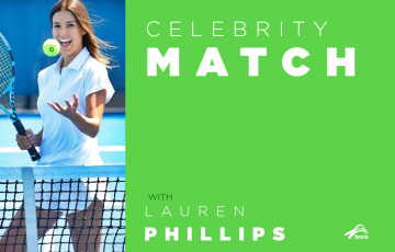 Celebrity Match with Lauren Phillips