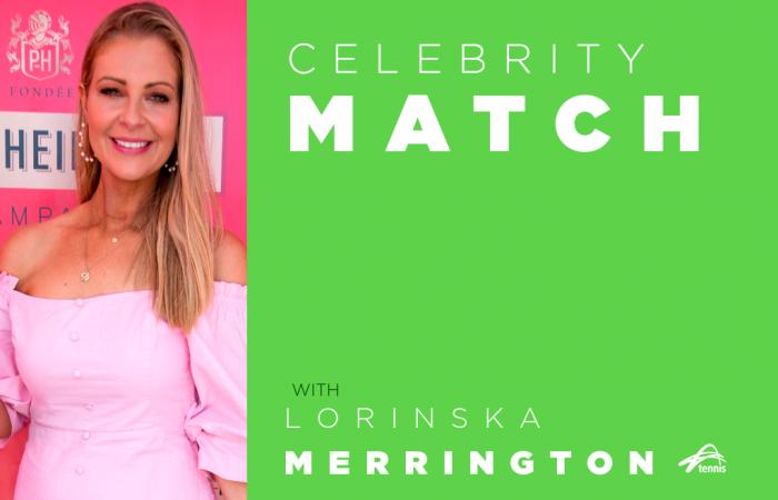 Celebrity Match with Lorinska Merrington