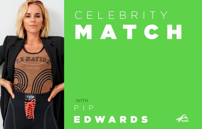 Celebrity Match with Pip Edwards